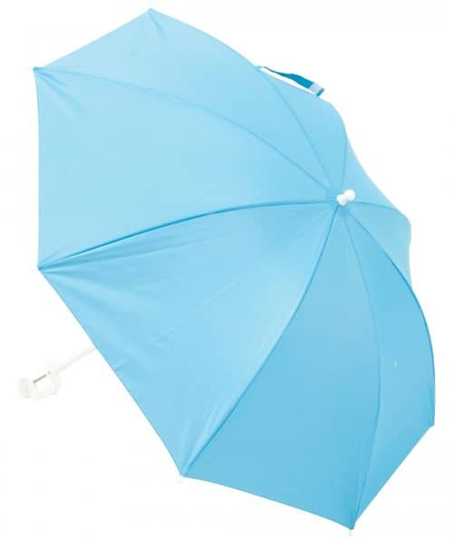 Clip on beach umbrella