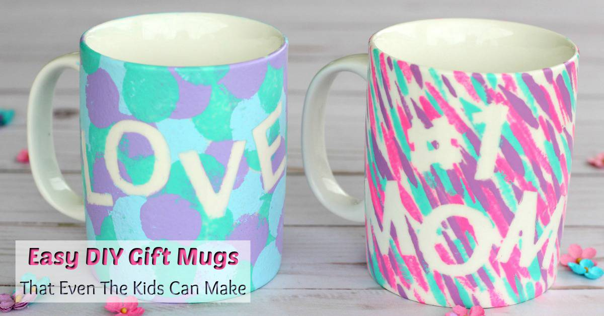 Diy Mugs The Perfect Gift For Any Occasion Fun Money Mom