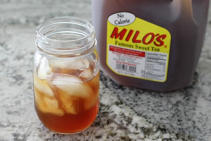 Milo's Tea is perfect for any iced tea recipe