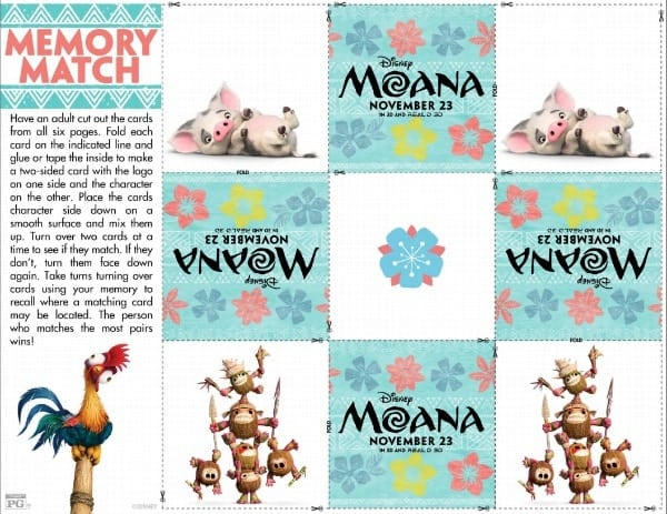 image relating to Printable Moana named 31 Outstanding Guidelines For The Suitable At any time Moana Birthday Social gathering