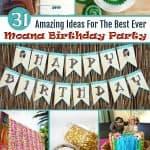 Moana birthday party pinterest