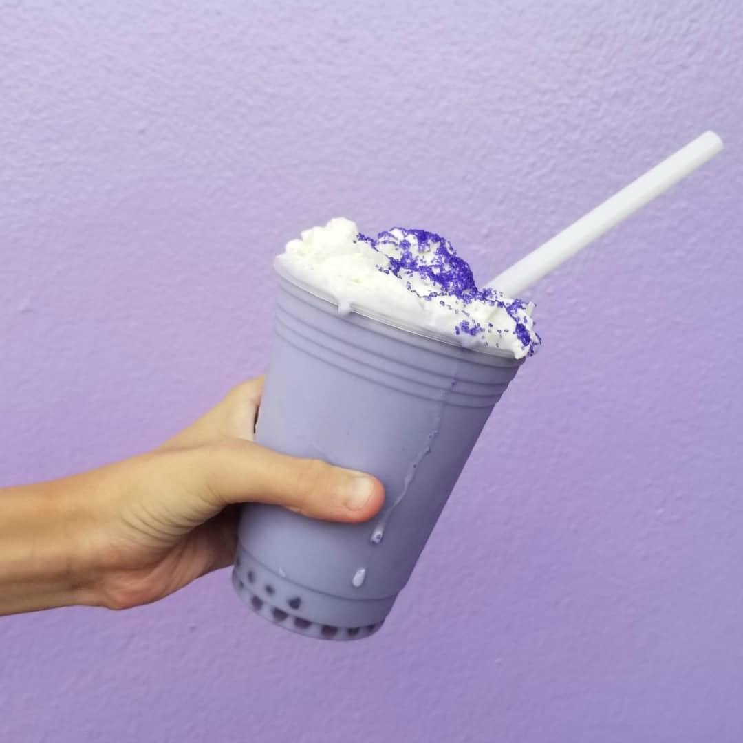 Purple Wall Milkshake