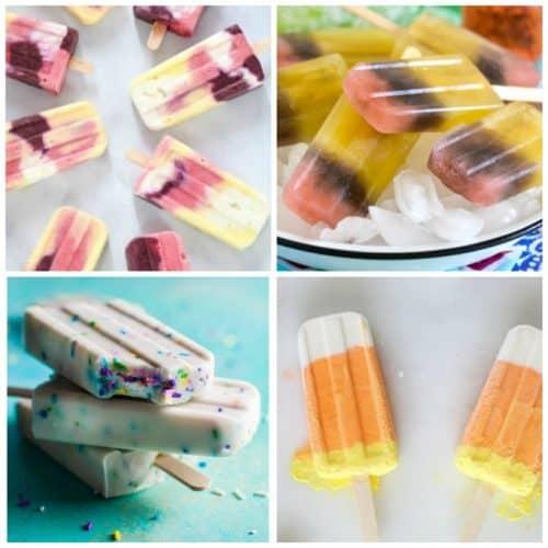 Fun Homemade Popsicles