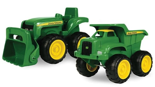 John Deere Sandbox Trucks