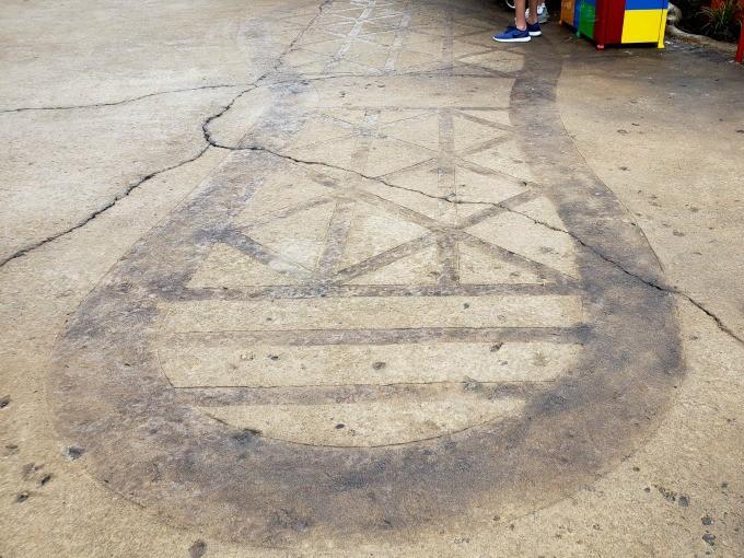 Andy's Footprint
