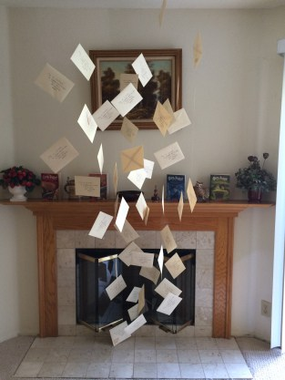 Harry Potter Acceptance Letters