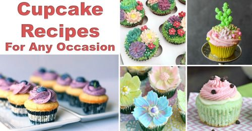 cupcake recipes