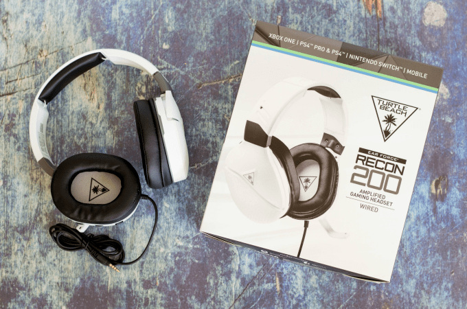 5 Reasons To Love The Recon 200 Gaming Headset