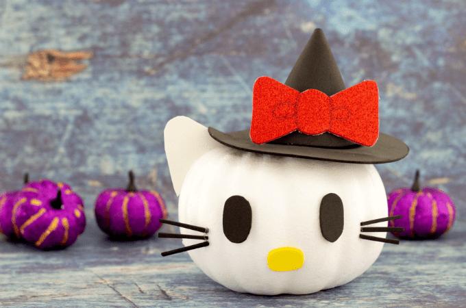 Hello Kitty Pumpkin Feature