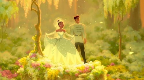 Tiana from Princess And The Frog