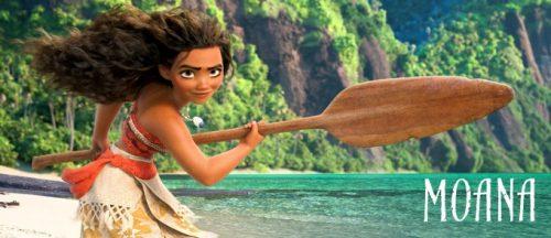 Disney Princess Moana
