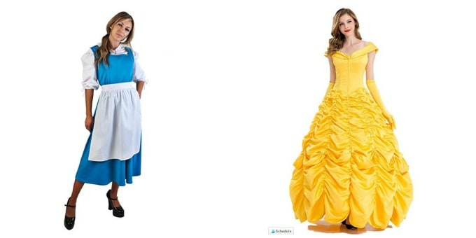 Bell gowns
