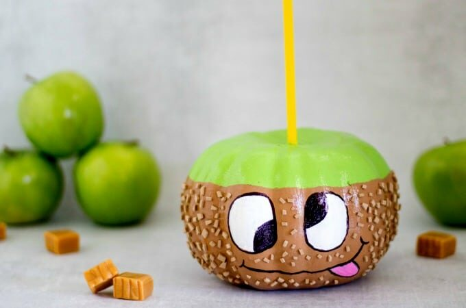 Caramel Apple Pumpkin