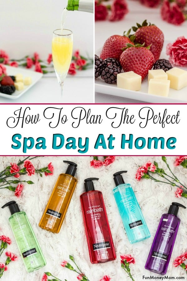 #ad Spa Day At Home - Need to pamper yourself a little? An at home spa day is easy and inexpensive and it will leave you feeling so refreshed. Find out how to put together a DIY spa day of your own...you deserve it! #RelaxWithRainbath #IC