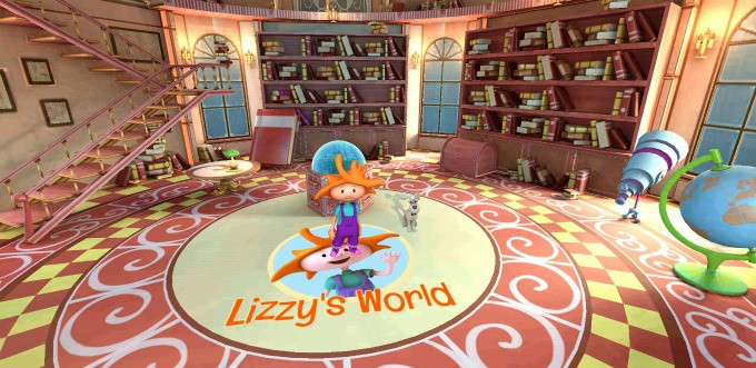 The start of Lizzy's World