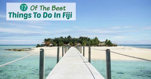 Things To Do In Fiji FB