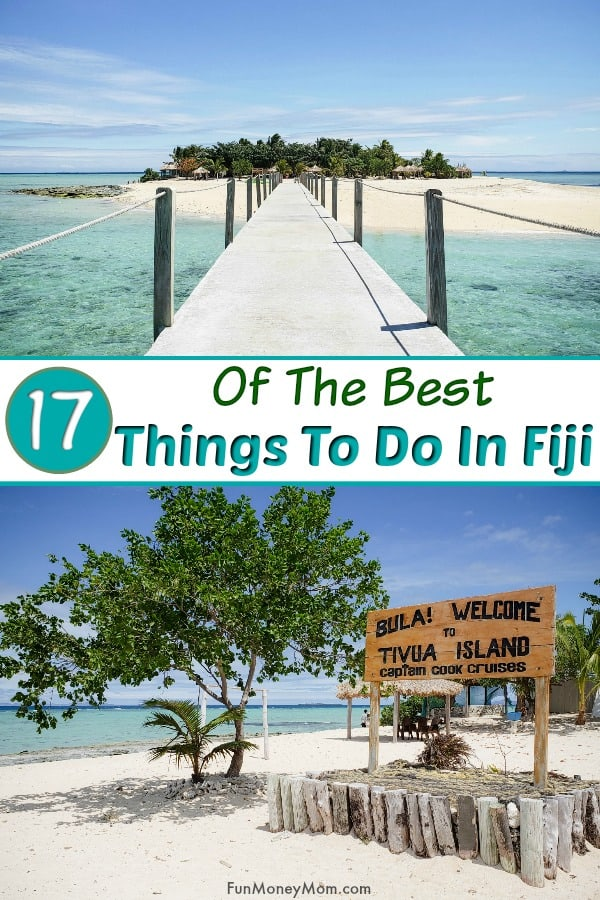 Fiji - Planning a Fiji vacation? There are plenty of things to do in Fiji from island excursions to exploring a Fiji village. Find out which Fiji tours were our favorite and which ones were just so-so. #fiji #fijitravel #fijivacation #southpacific #fijiislands #islandvacation #travel #vacation #familyvacation