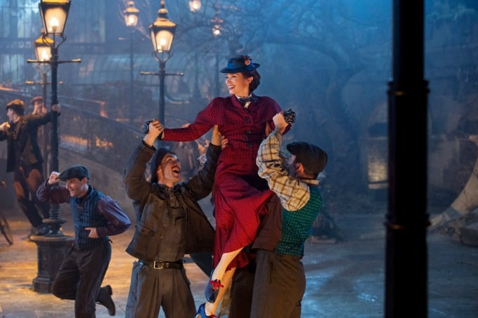 Mary Poppins Returns new music