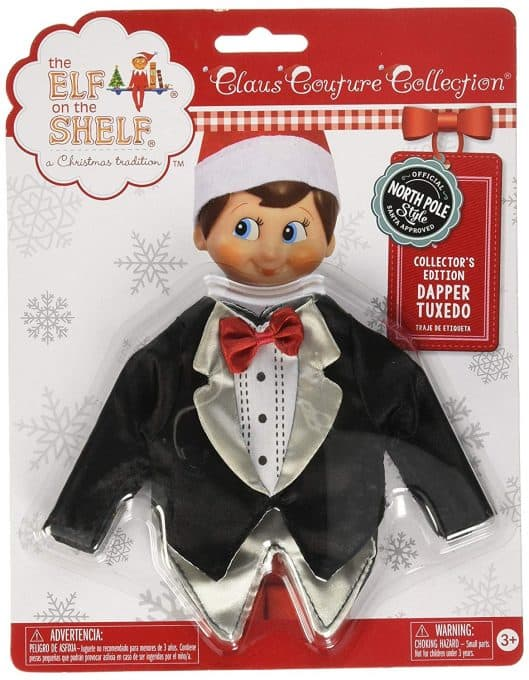 Elf On The Shelf dress up clothes