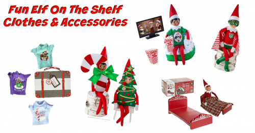 Elf On The Shelf Clothes & Accessories Facebook