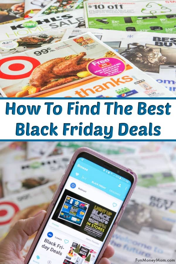 Black Friday Deals - Want to find the best deals on Black Friday? Get rid of all those store circulars and check out the new Flipp app. It has all the best shopping deals in one place and makes shopping for the holidays so much easier! #ad #FlipBlackFriday #blackfriday #blackfridaydeals #holidaydeals #shopping #giftgiving