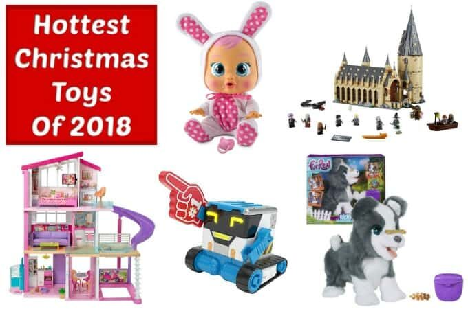 Hottest Christmas Toys feature