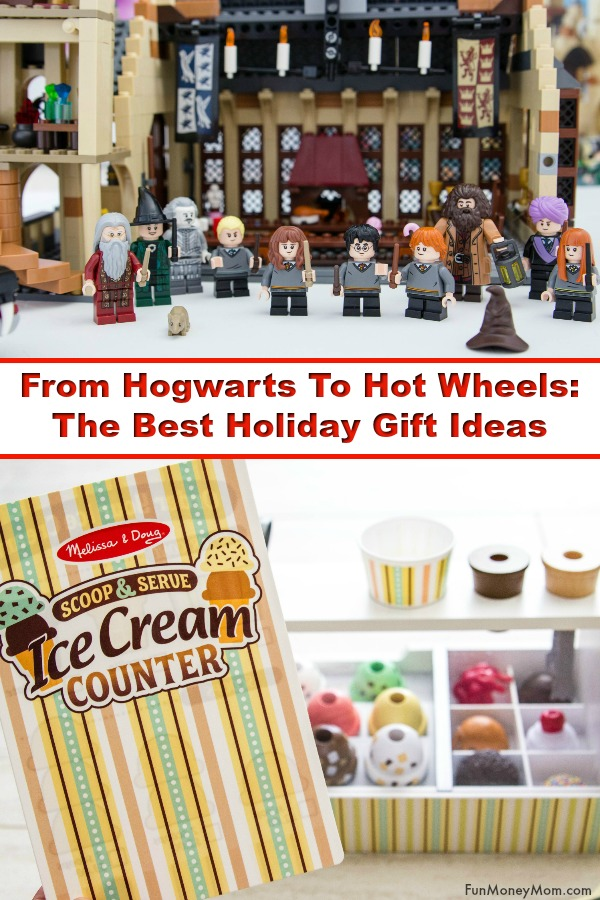 Holiday Gift Ideas - Looking for the best gifts for kids? Kohl's has Christmas gifts for every age, from toddler to teen! Whether your little ones like Harry Potter or Hot Wheels (or both), they'll be excited to see any of these fun toys under the tree! #ad #KohlsToys #Christmas #Christmasgifts #holidaygifts #giftsforkids #besttoysforkids
