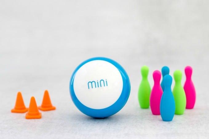 The Sphero Mini comes with fun accessories