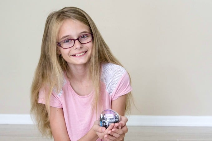 Sphero robots make both the kids and the parents happy