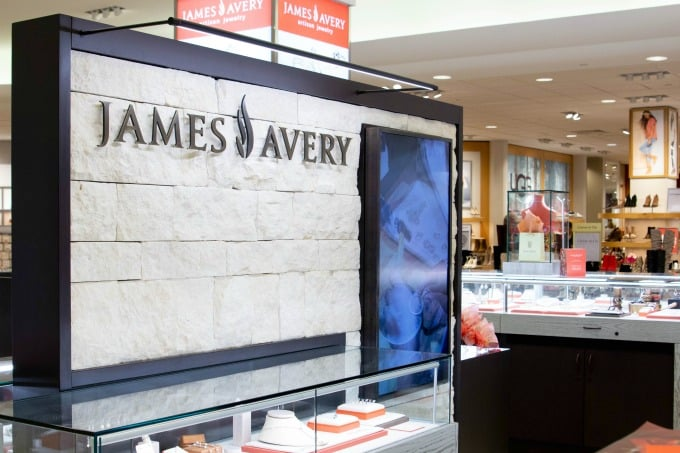 James Avery Shop at Dillards