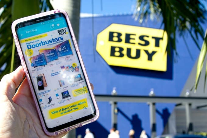 Find Best Buy deals on the Flipp app