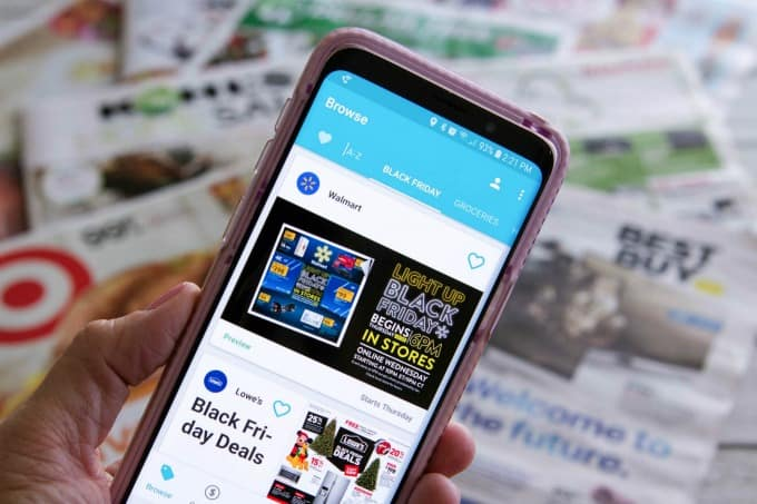 The Flipp app helps you find all the best Black Friday deals