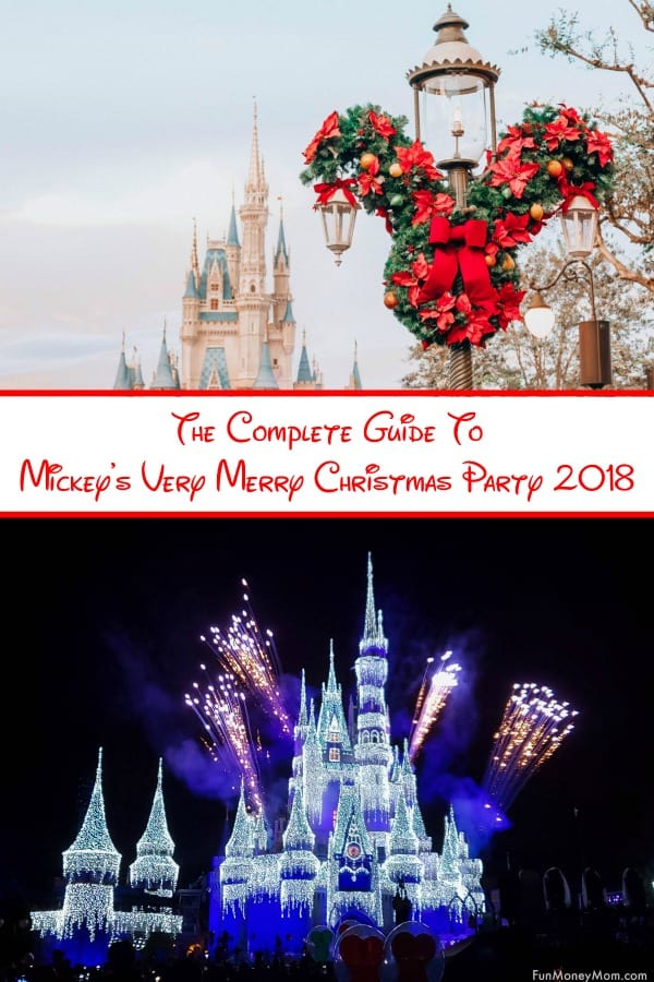 Mickey's Very Merry Christmas Party - Heading to Mickey's Christmas Party? From discounted Disney tickets to what to expect once you're inside, I've got the rundown of the best Christmas party in Orlando! #MickeysVeryMerryChristmasParty #MickeysChristmasParty #DisneyWorld #MagicKingdom #hosted