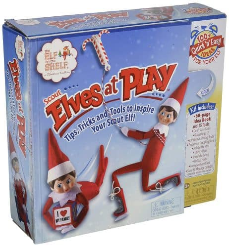 Elves at play set