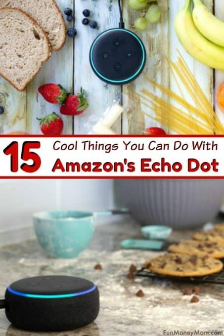 Alexa Echo Dot Pin 2
