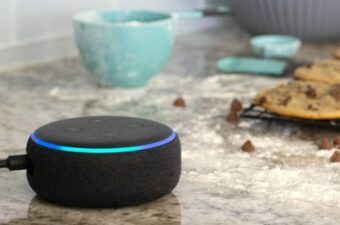 Alexa for recipes