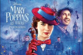 Mary Poppins Returns Activity Pages