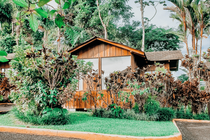 Accommodations in Arenal
