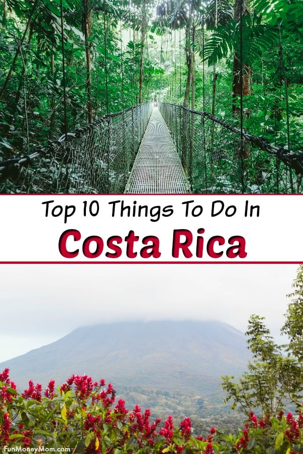 Costa Rica - Planning a family vacation to Costa Rica? Find out what I think are the best things to do in Costa Rica! #CostaRica #centralamerica #travel