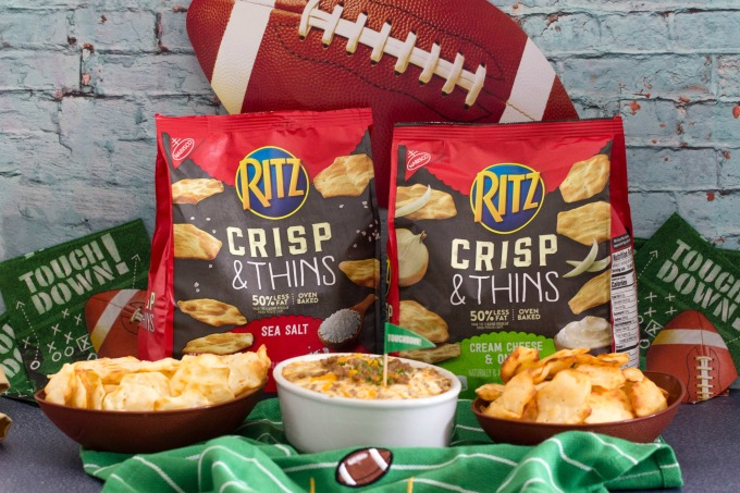 RITZ Crisp & Thins for Game Day