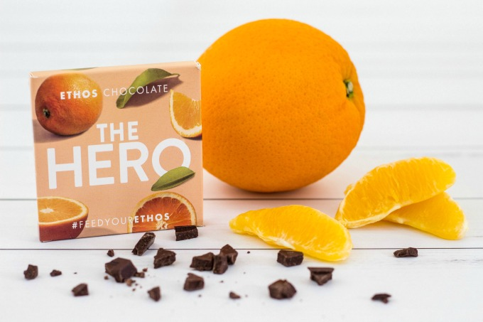 Chocolate and Orange Ethos