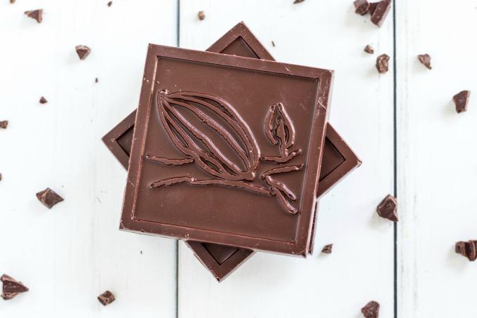 Ethos Chocolate Squares