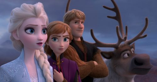 Frozen 2 trailer facebook