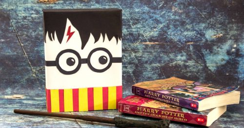 Harry Potter Valentine Box