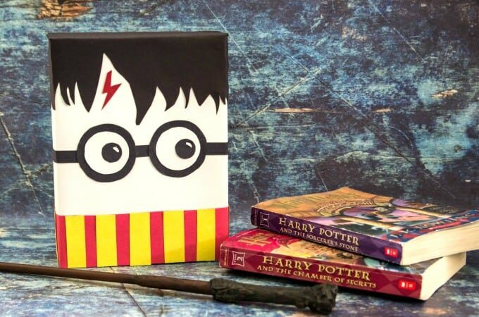 Harry Potter Valentine Box Feature
