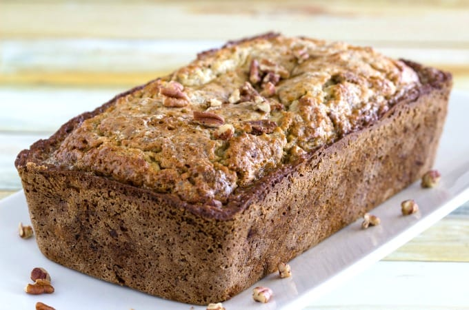 Healthy Banana Bread Feature