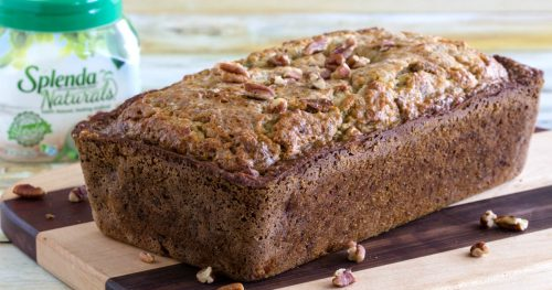 Healthy Banana Bread facebook