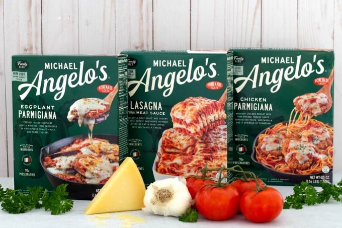 Enter to win Michael Angelo's entrees