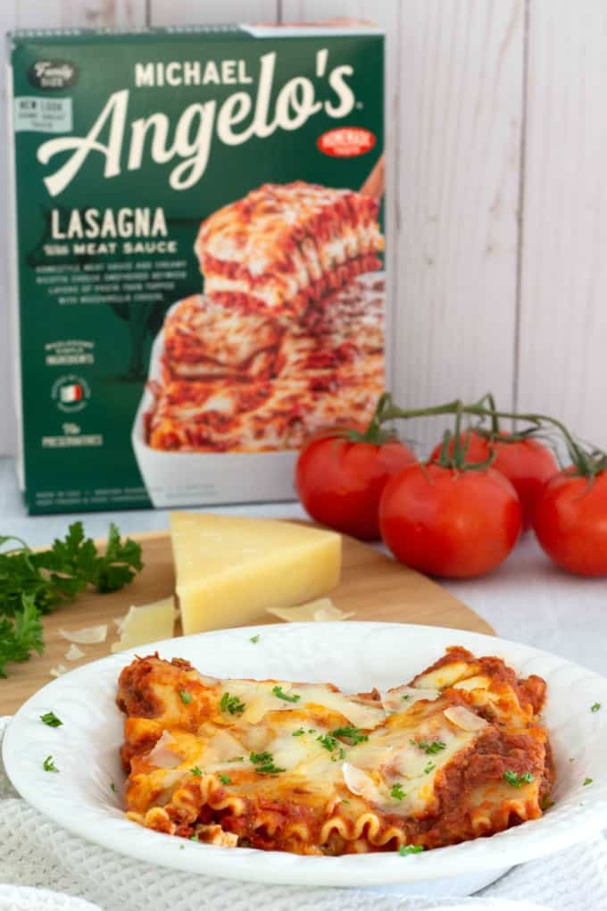Michael Angelo's lasagna is great for National Italian Food Day