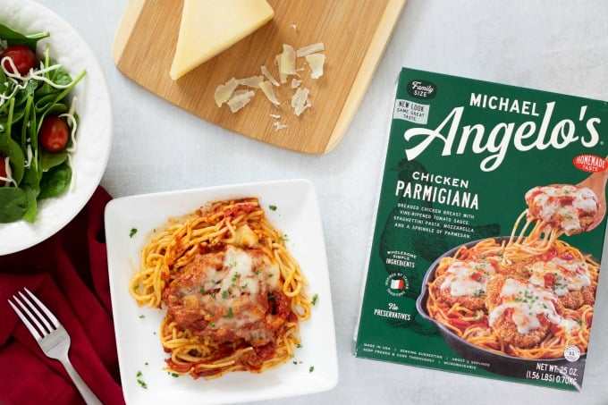Chicken Parmigiana is perfect for National Italian Food Day